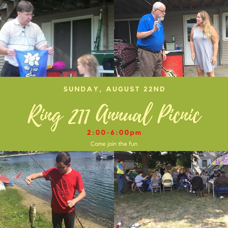 Ring 211 Annual Picnic