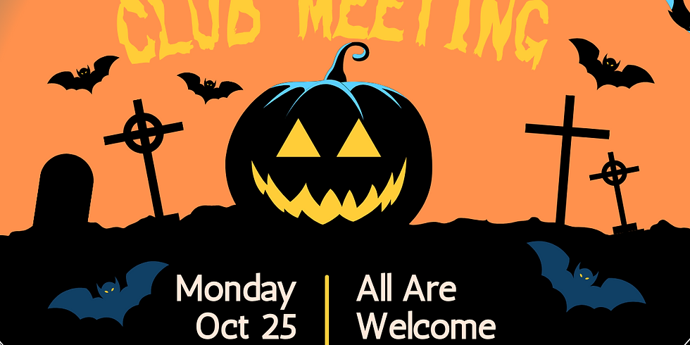 Ring 211 Club Meeting October