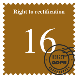 Right to Rectification