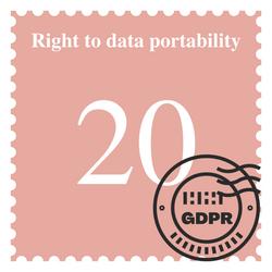 Right to Data Portability