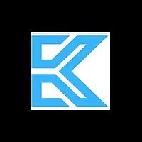 Ek Advisory logo in blue with hyperlink to Ek Advisory's website.