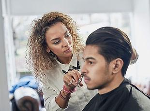 Woman Hair Stylist