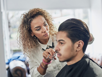 Men's Hair Cuts and Styling