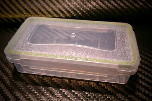 Duel 18650 Dry Box Battery Case