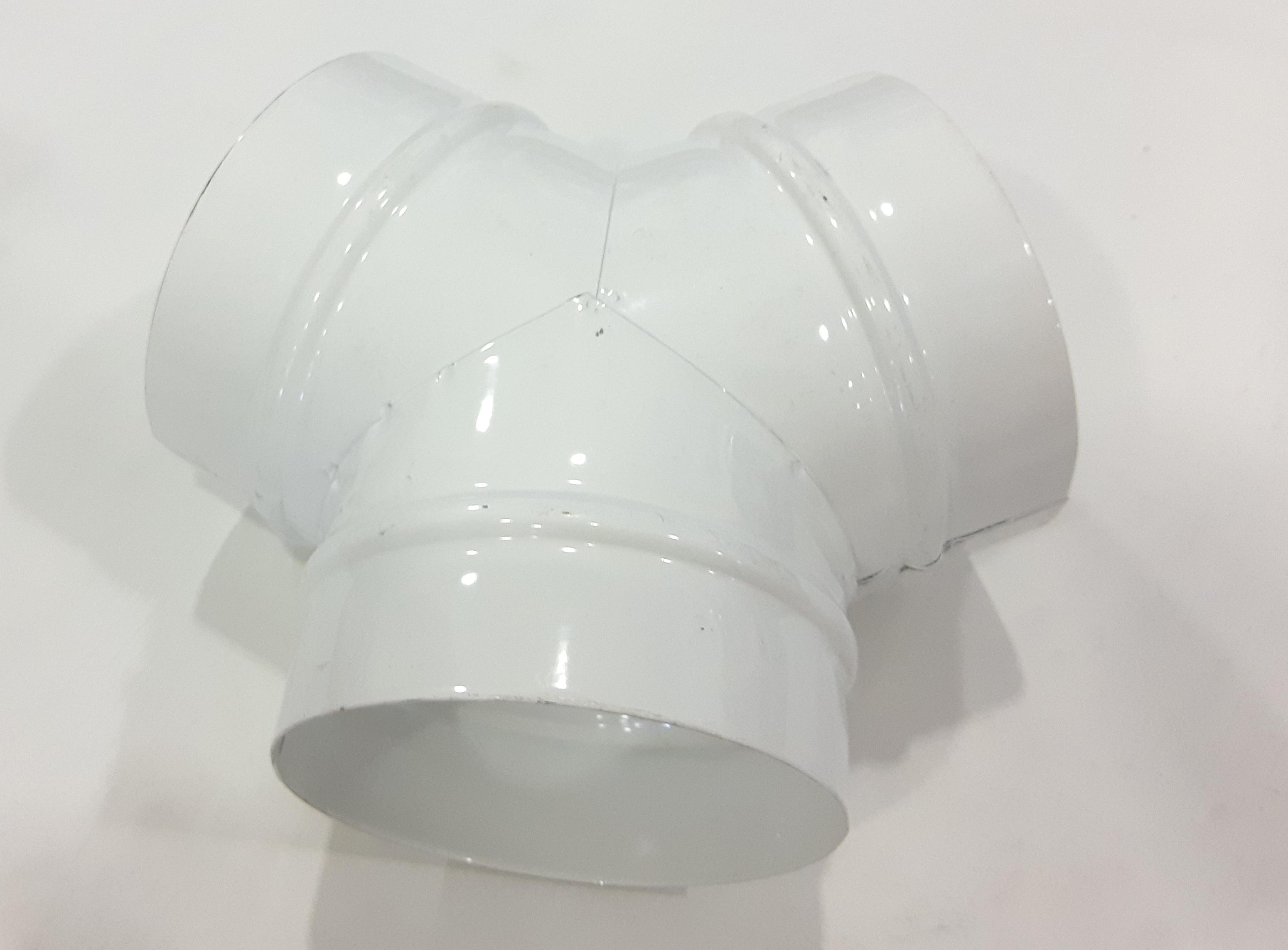 Тройник Y-образный металлический