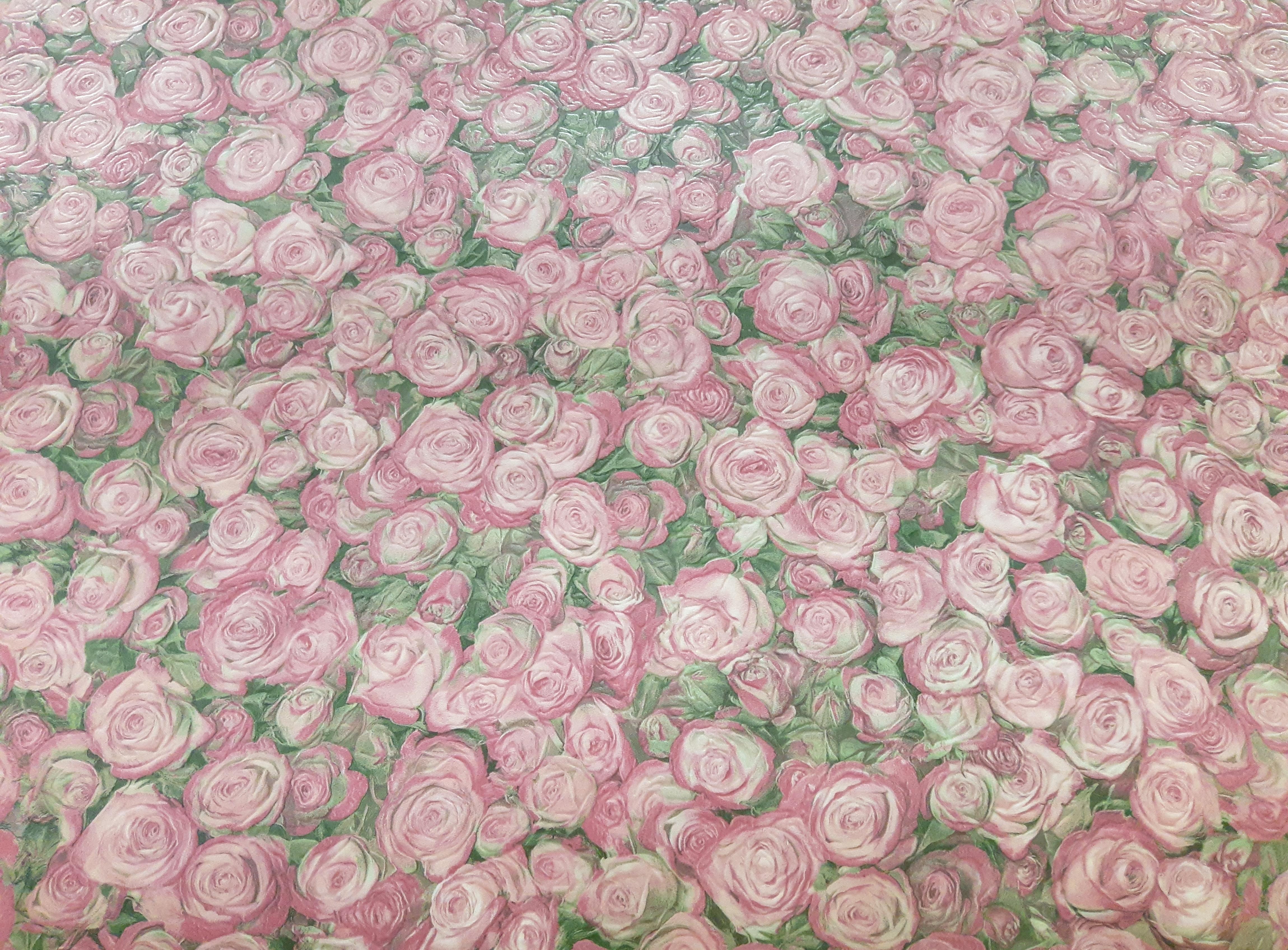 """Fleur Rose 2"", линолеум ""Tarkett"""