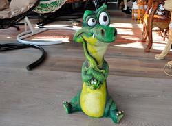 """Фигура садовая """"Крокопапа"""""""
