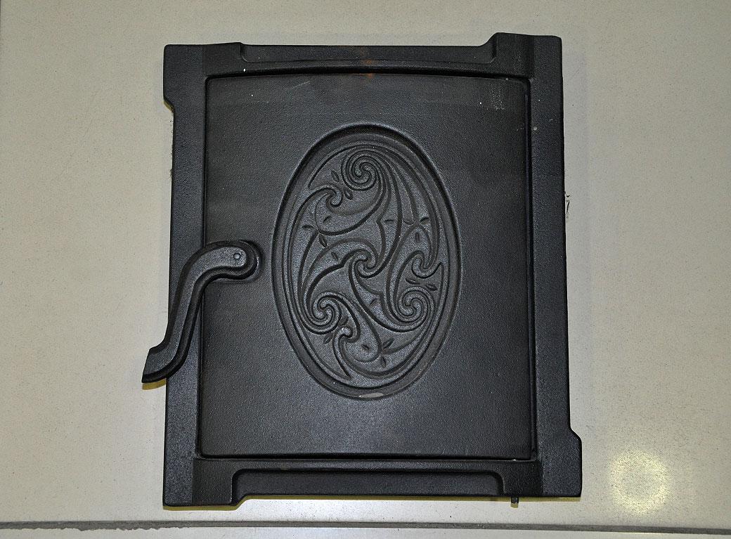 Дверка топочная ДТУ-4А