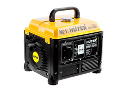 """""""HUTER DN1500i"""", бензиновый генератор"""