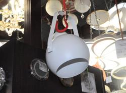 Светильник подвес. G31095/ WT+RD WT