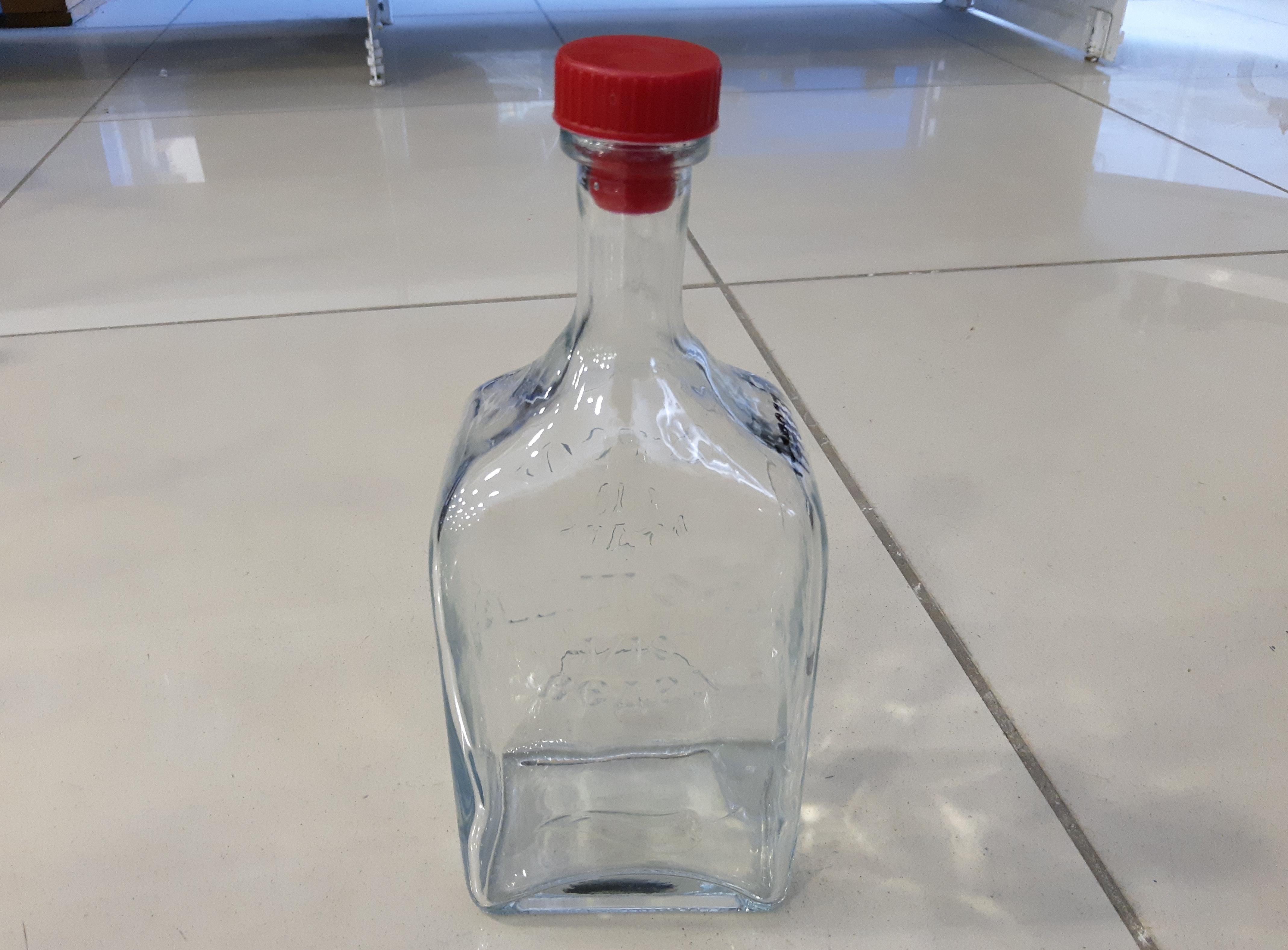 Бутылка стеклянная Штоф 1,2 л