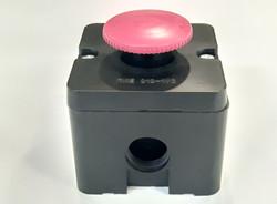 Пост кноп. ПКЕ-212/1 красный грибок
