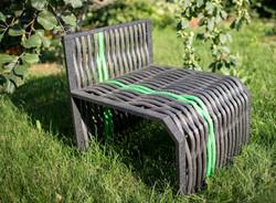 кресло полимерная лоза