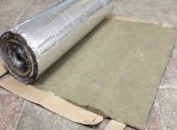 Материал огнезащитный базальтовый