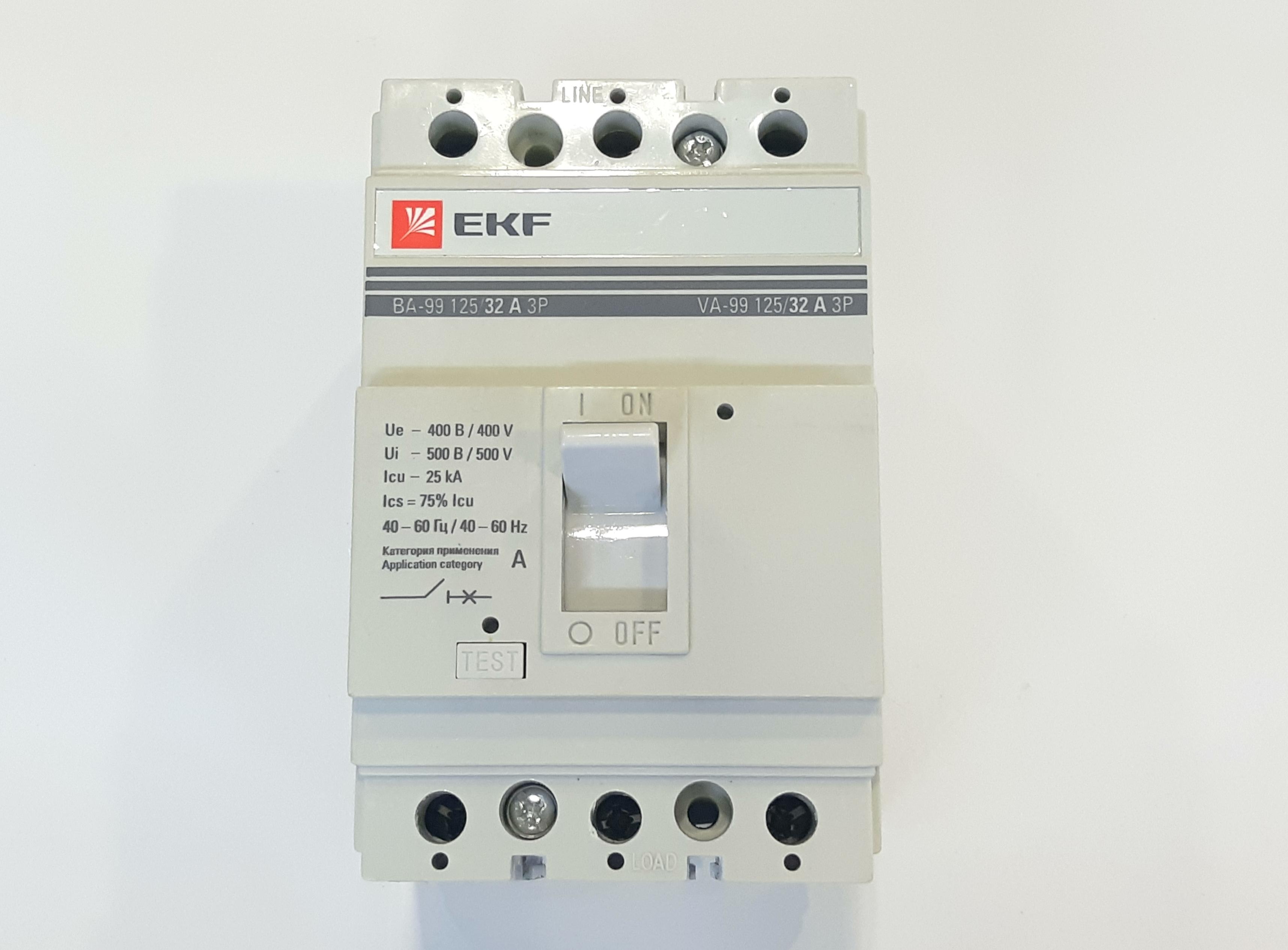 Выключатель EKF BA-99 3п.