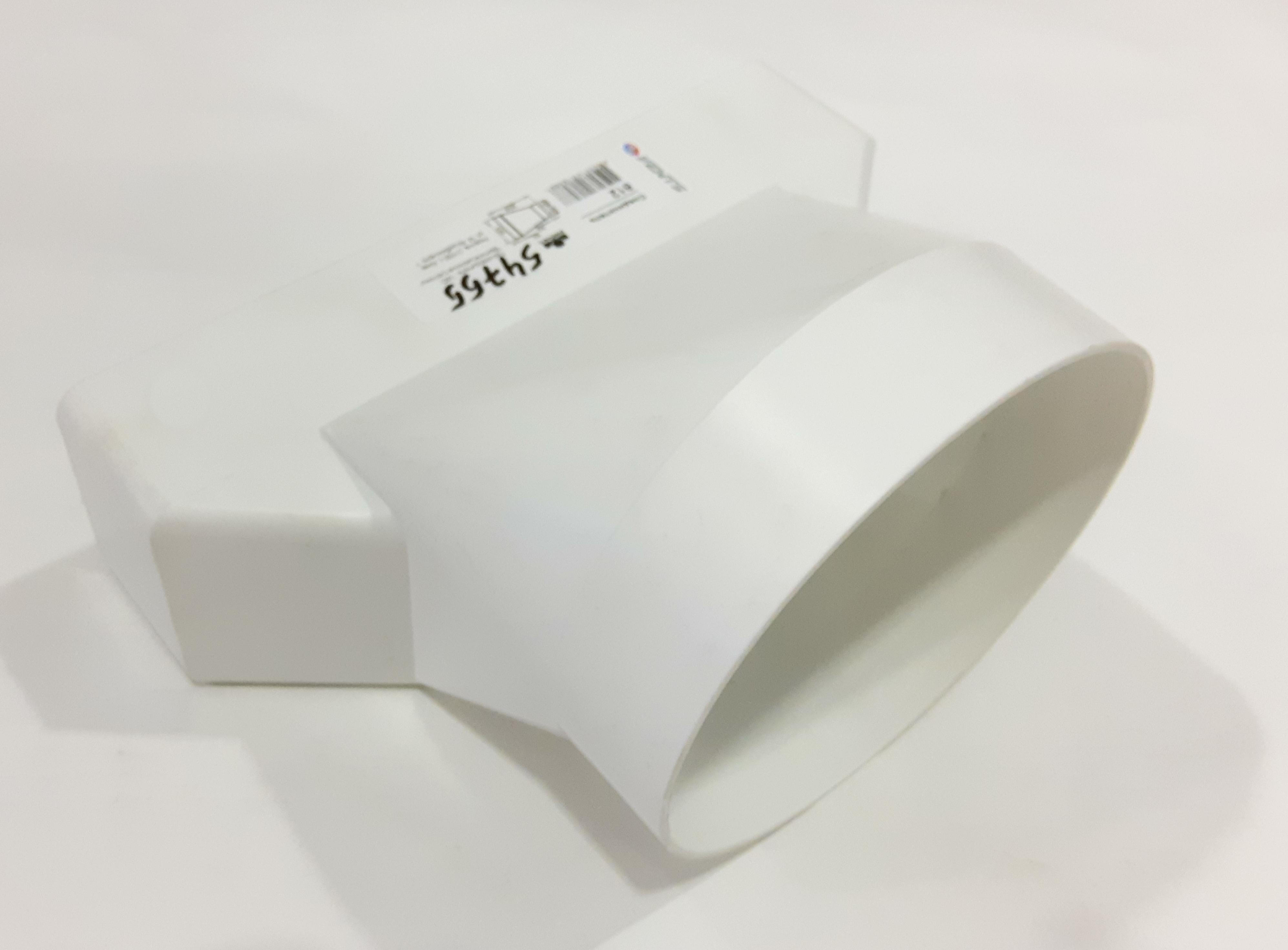 Переход для вентиляции пластиковый
