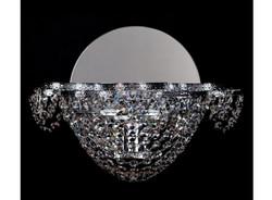 бра серебро Гусь-хрустальный