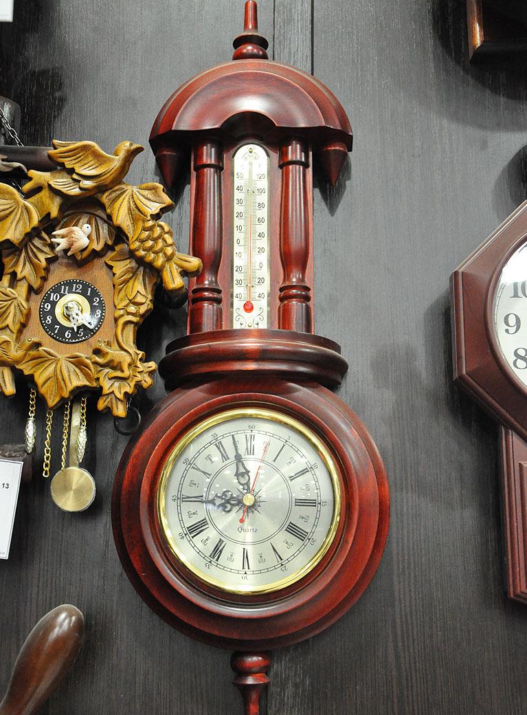 Метеостанция М1, часы