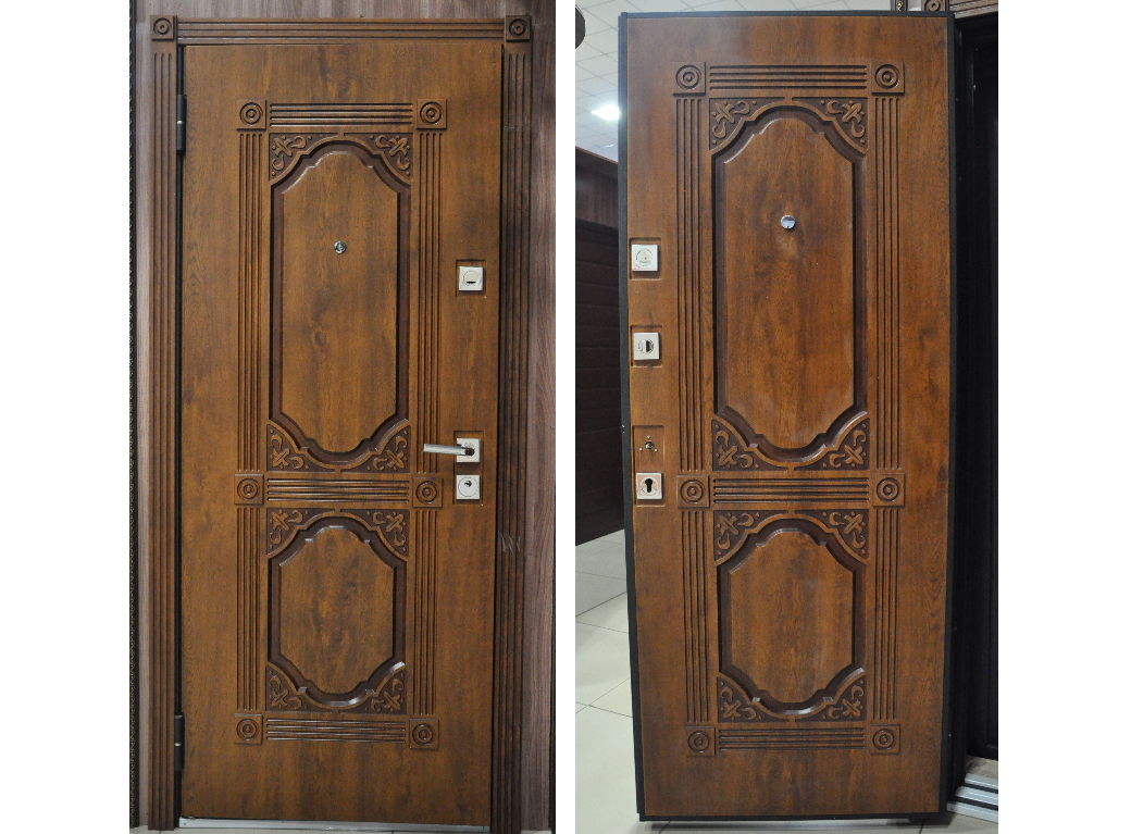 "Дверь ""Mastino Lacio"", МДФ, дуб"