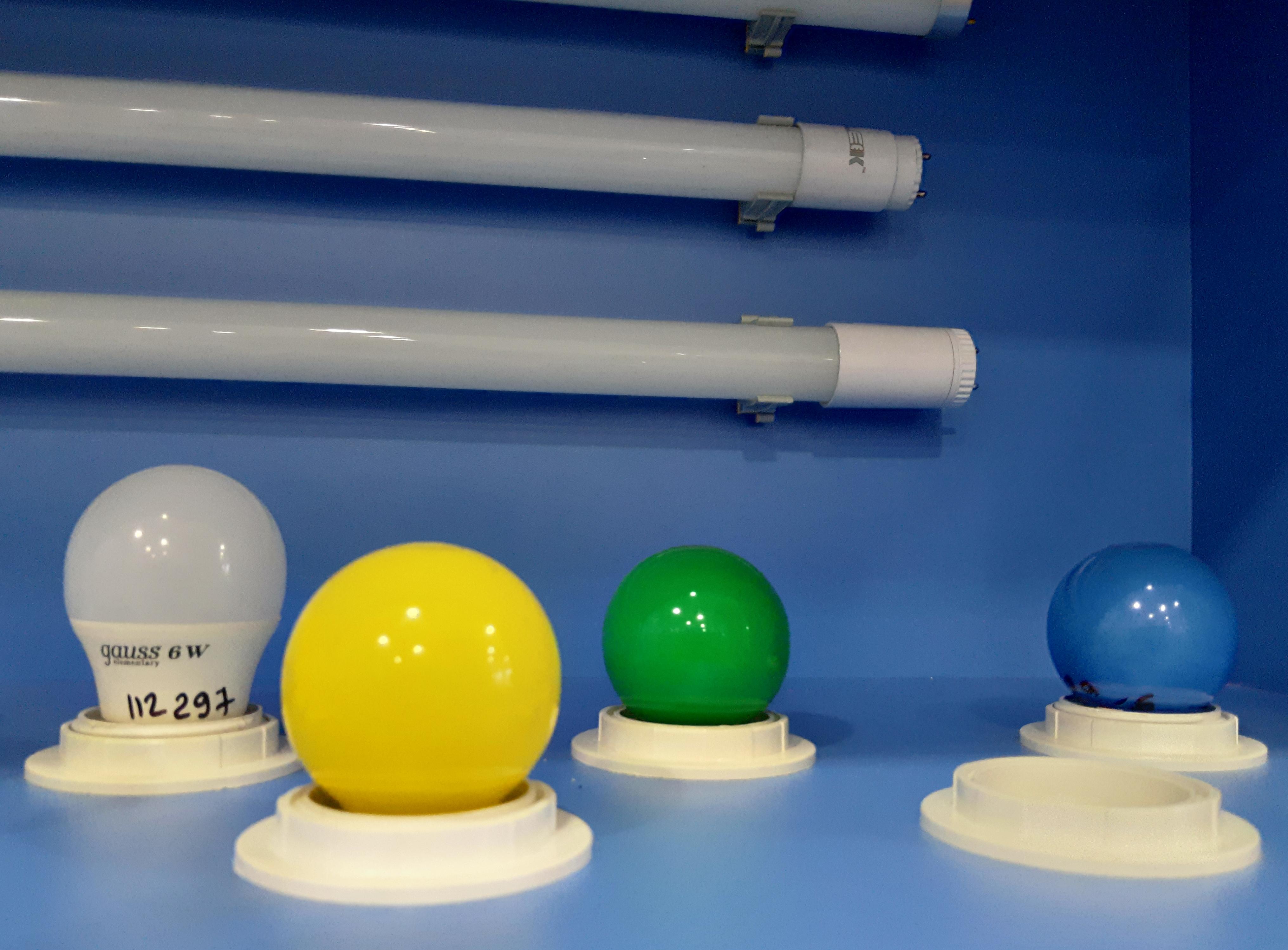 лампа светодиодная декоративная