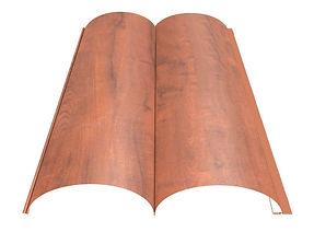 металлический сайдинг woodstock