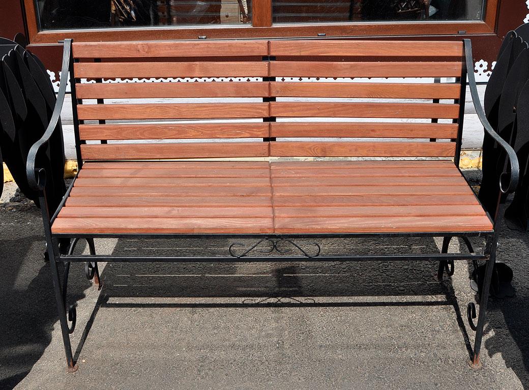 Скамья деревянная 880-51R