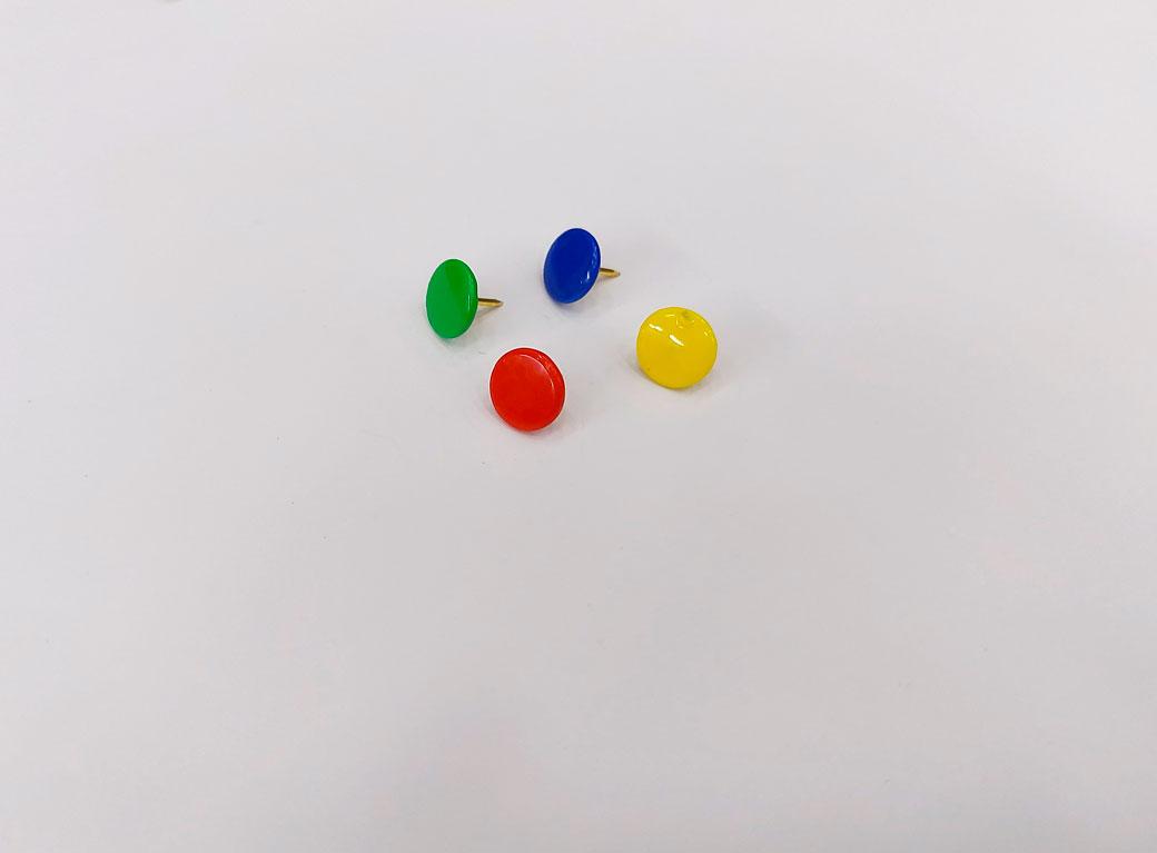 Гвоздики декоративные 1*1*1 см