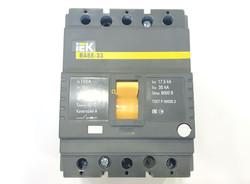 Выключатель автомат. IEK 88-33 3п.