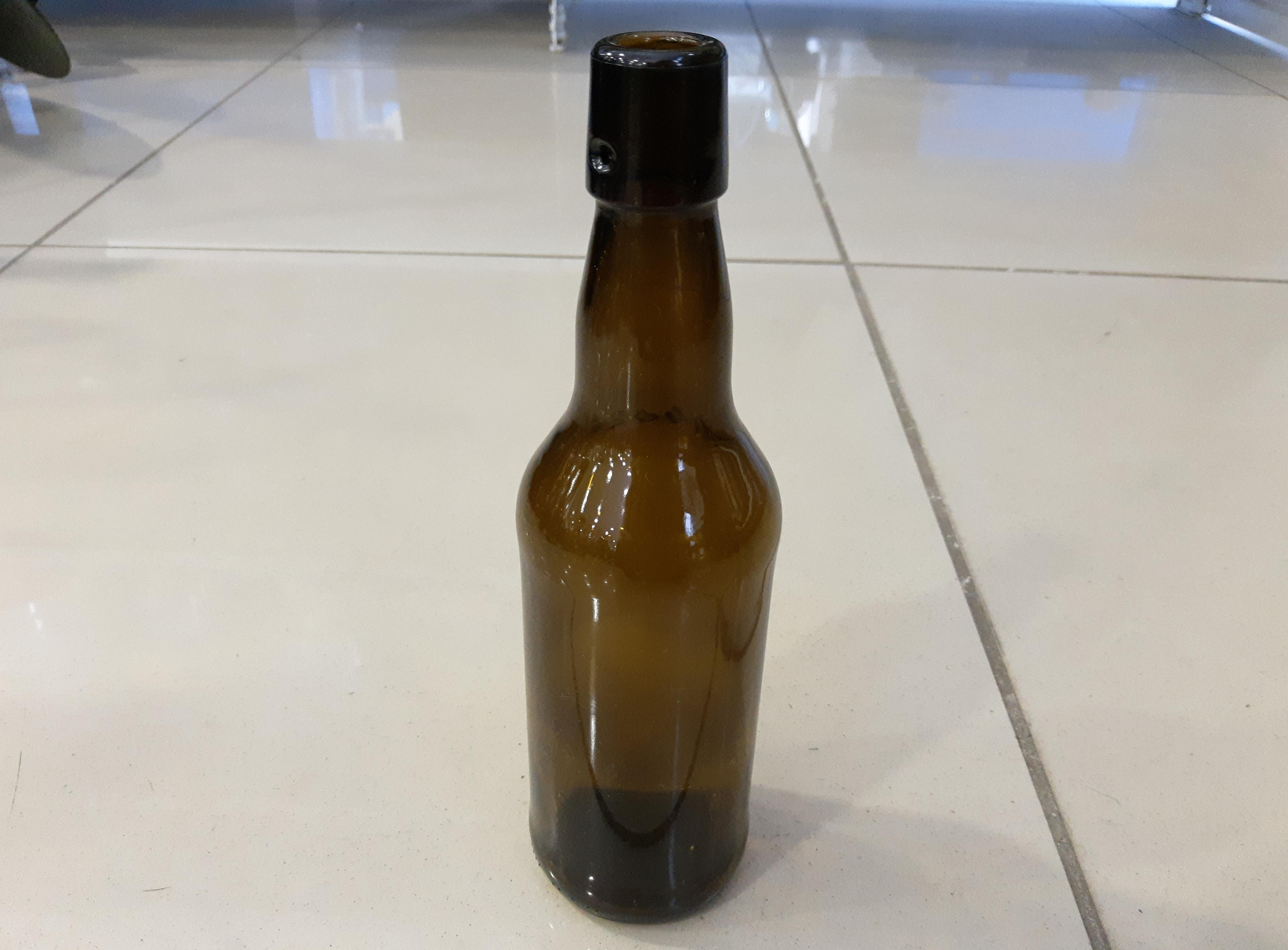 Бутылка стеклянная Beer LM 500 мл