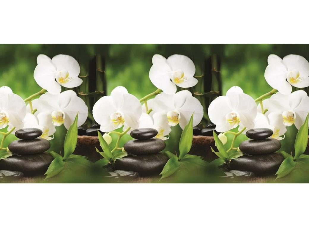 """""""Орхидея белая"""""""