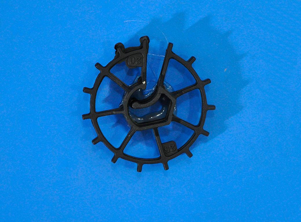 Звездочка, 25-20 мм