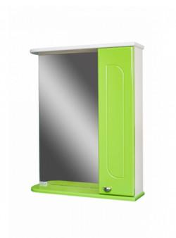 Шкаф-зеркало, радуга яблоко