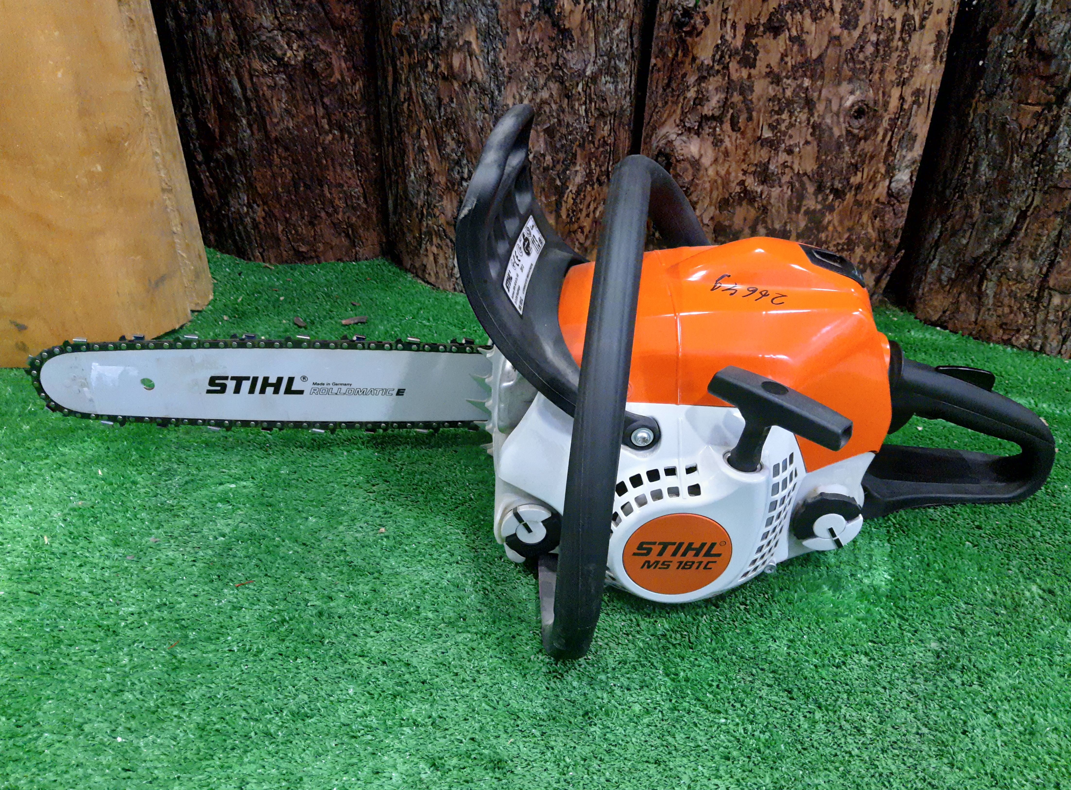 Бензопила Stihl MS181 C-BE 1.5 кВт