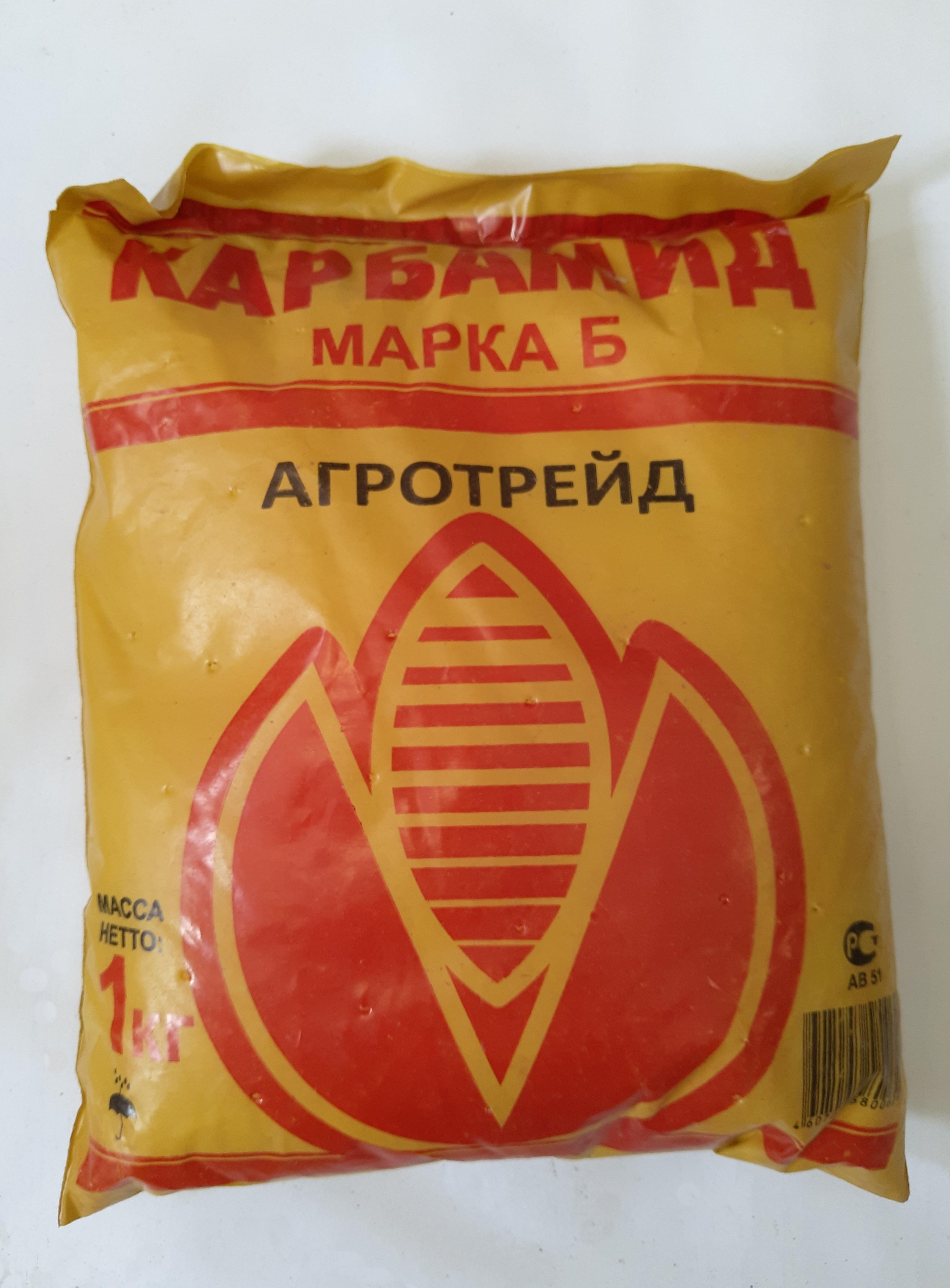 Карбамид, марка Б