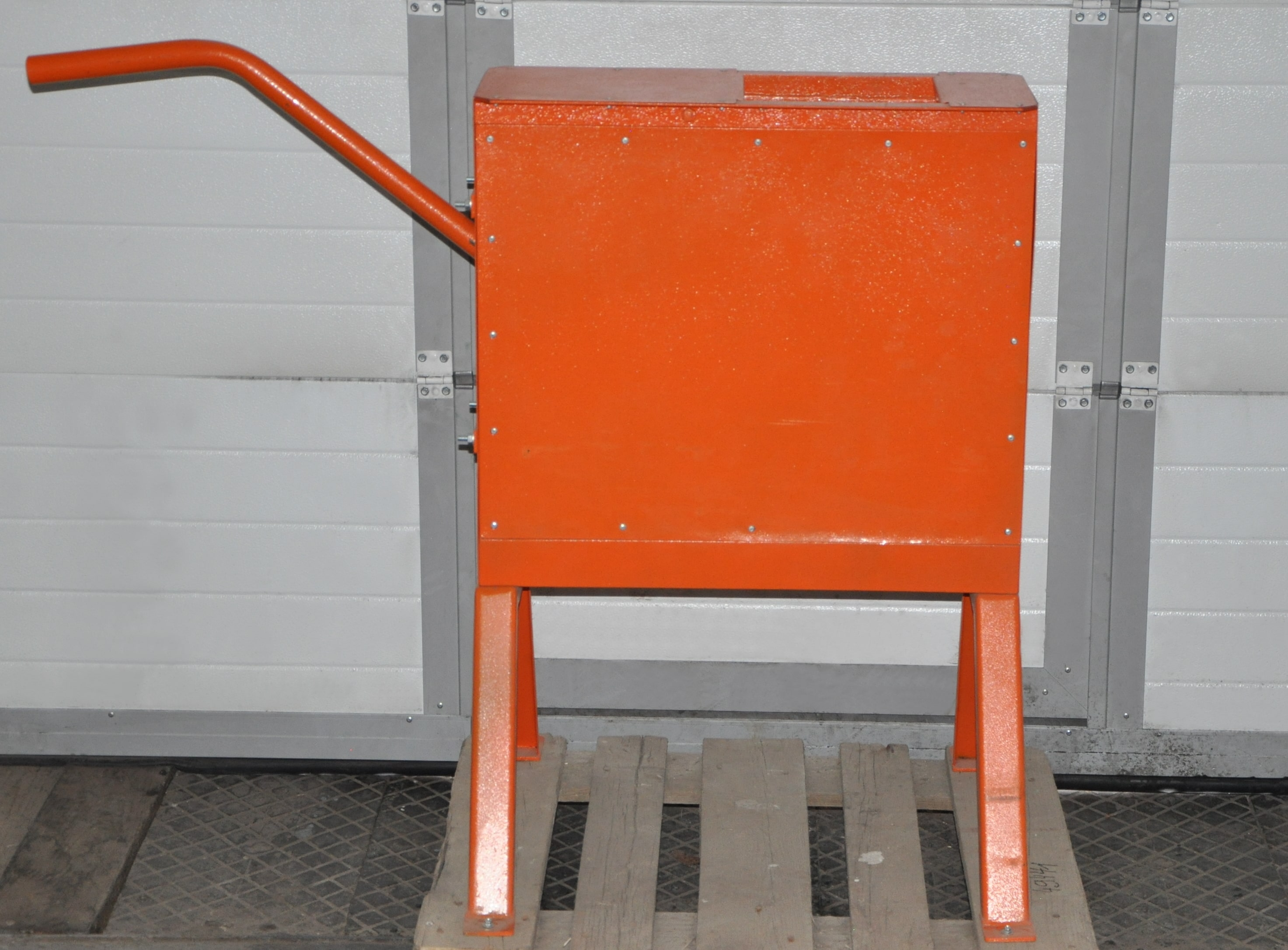 Дробилка для угля ручная