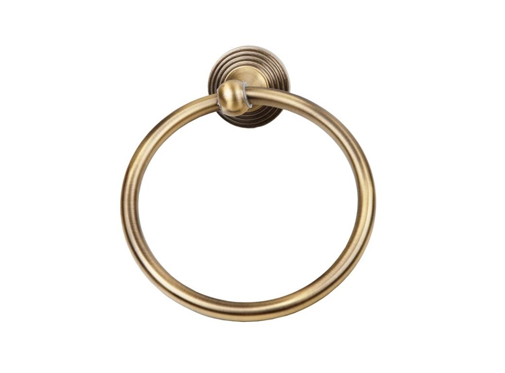 Кольцо для полотенца, бронза