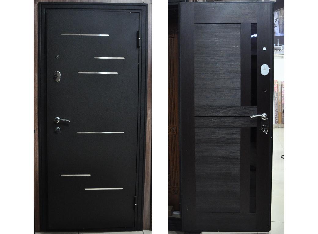 """Дверь """"Romanio"""", тёмн. кипарис/царга"""