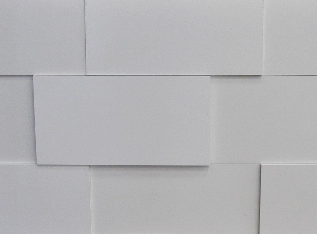 Панель МДФ 3D STELLA Белый (1 упаковка - 1,13 кв.м.)