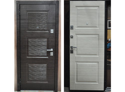 "Дверь ""Mastino Monte"", МДФ, венге"