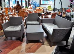 Комплект мебели Salemo Set, капучино