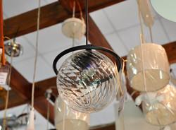 Светильник подвесной 20901/1BK CL