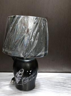 """Лампа настольная """"Париж"""", 34,5*22,5*22,5 см"""