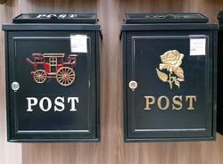 почтовый ящик металлический