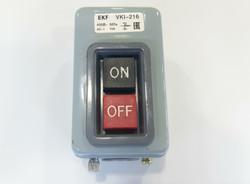 Выключатель кнопочный EKF ВКИ-216