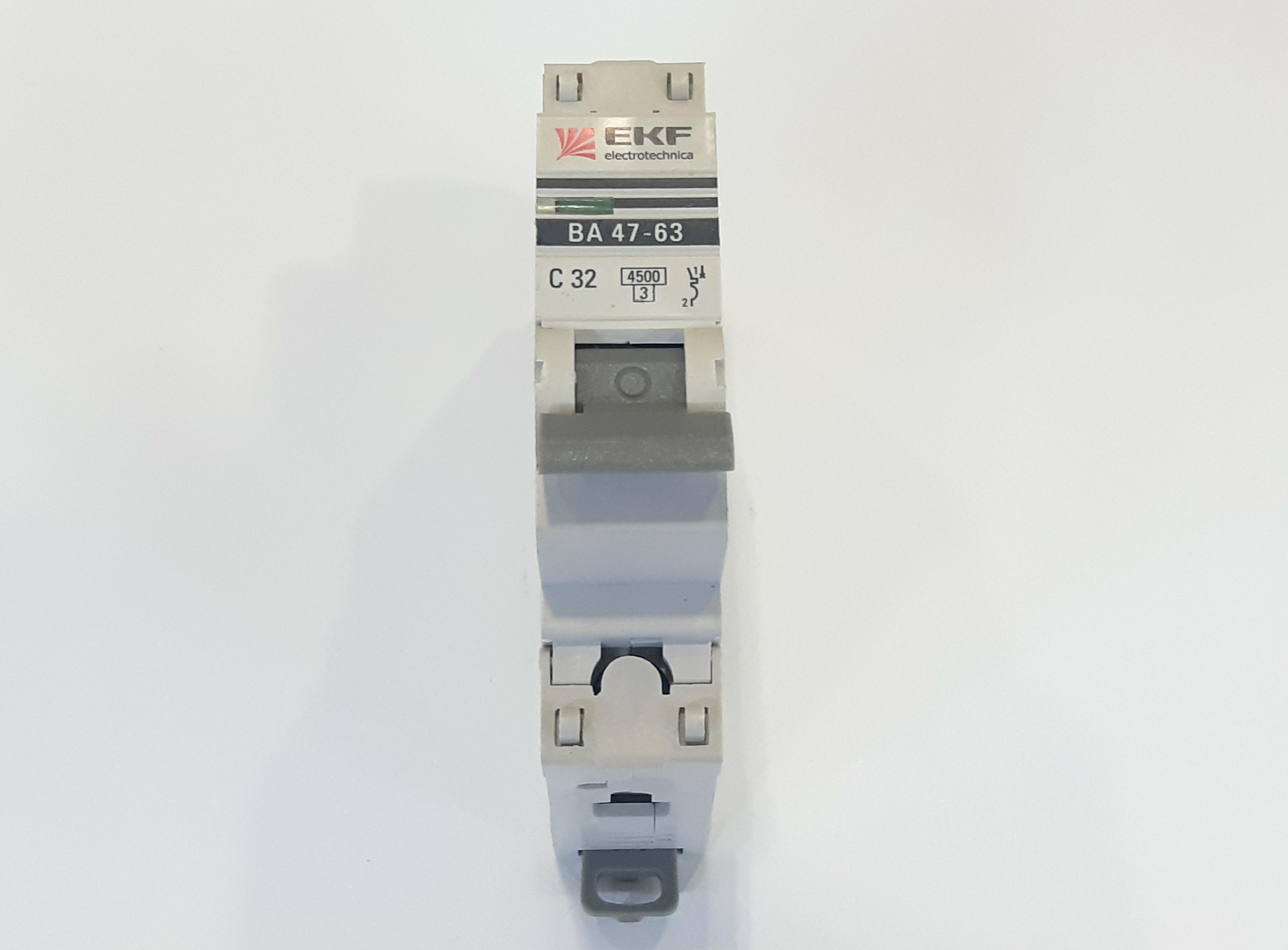 Выключатель автомат. EKF 47-100 1п.