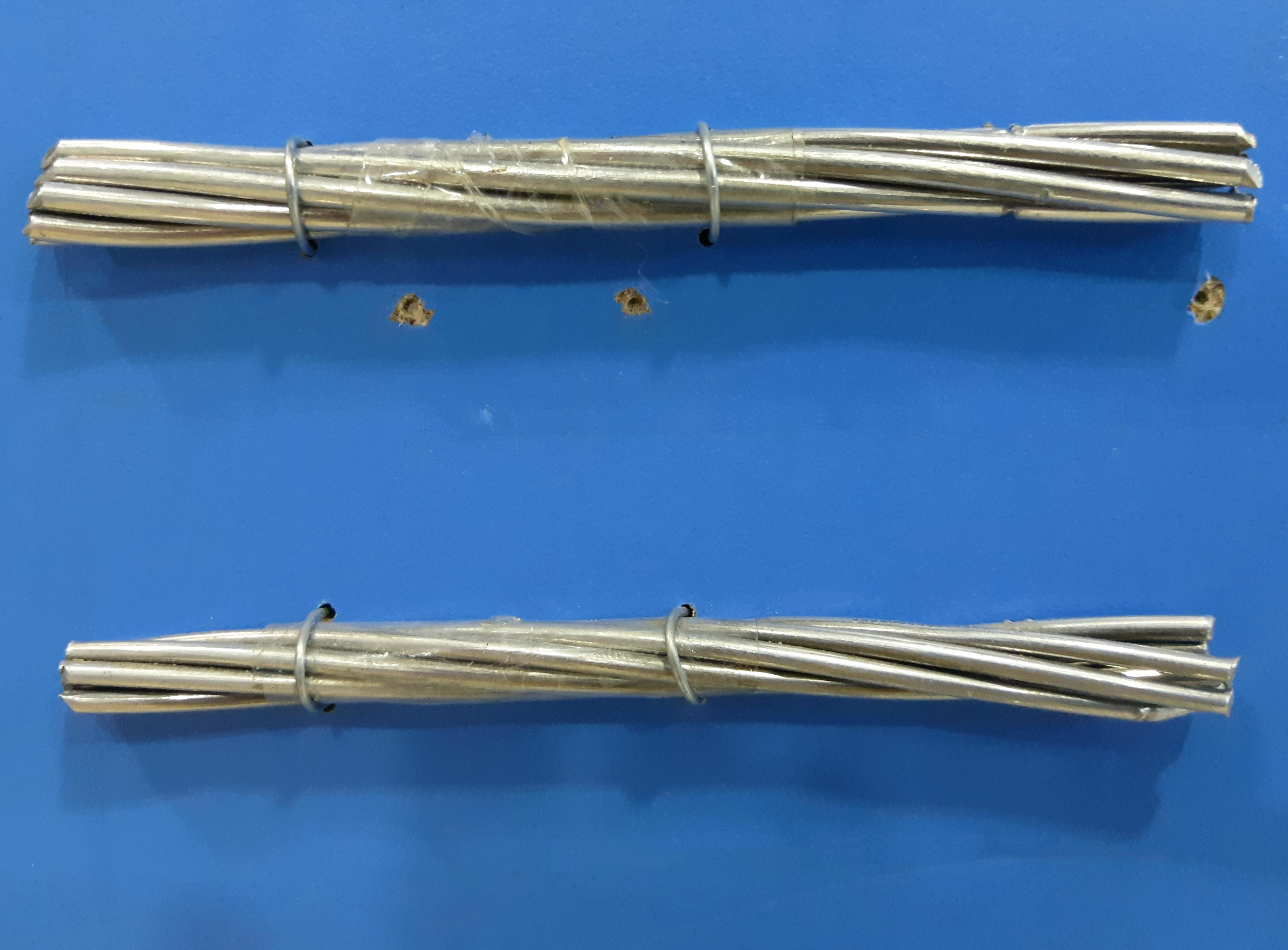 кабель алюминиевый без изоляции