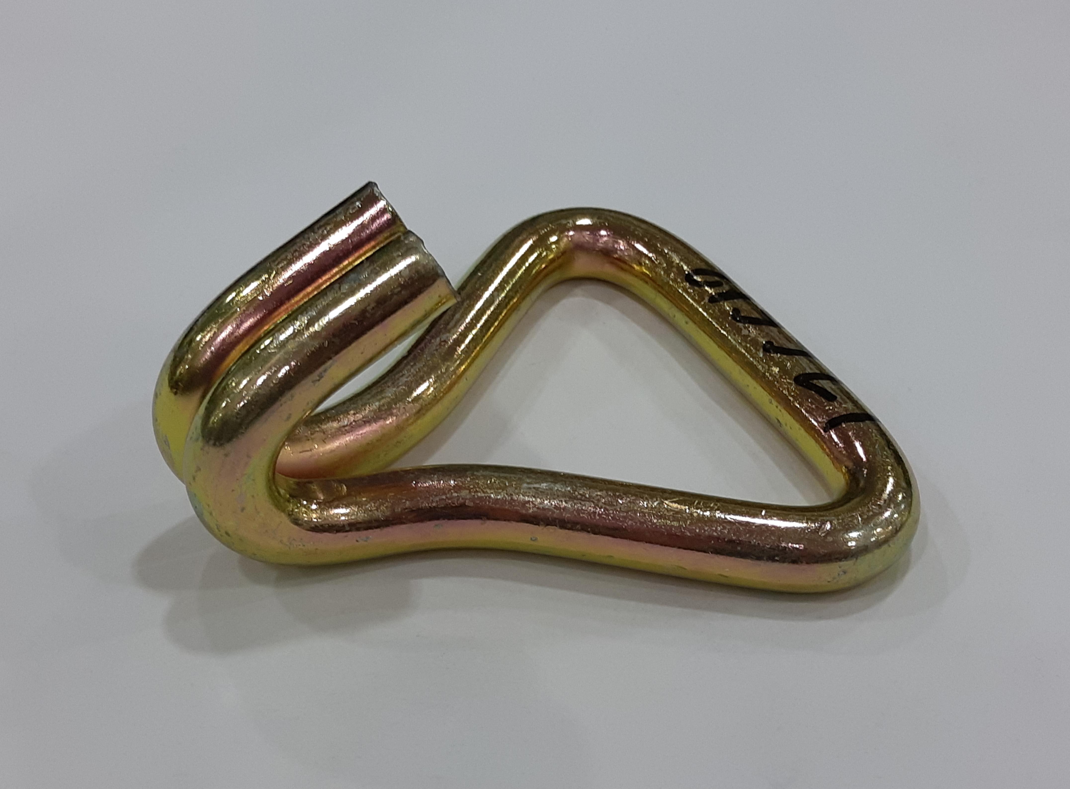 Крючок J-образный двойной