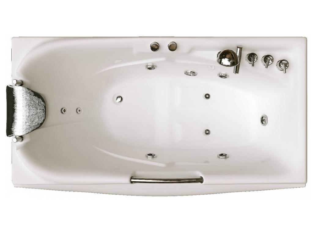 Ванна с гидромассажем Olb-801