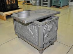 Печь-шашлычница дачная МПЧ-1 неокрашенная