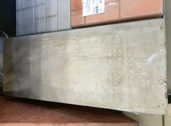 Бордюр тротуарный, 0,5 м, 1 м